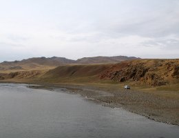 Orkhon River Valley National Park
