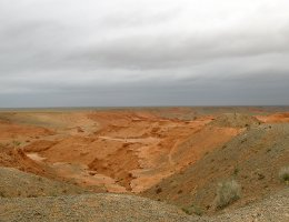 Bayanzag (Flaming Cliffs)