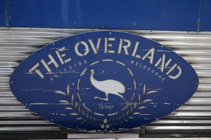 The Overland, Adelaide - Melbourne