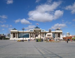 Chinggis Khaan Square